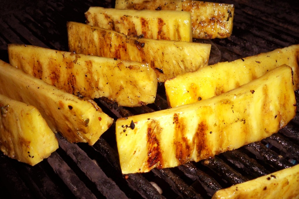 Grilled Pineapple Shortcake - Cook Better Than Most Restaurants