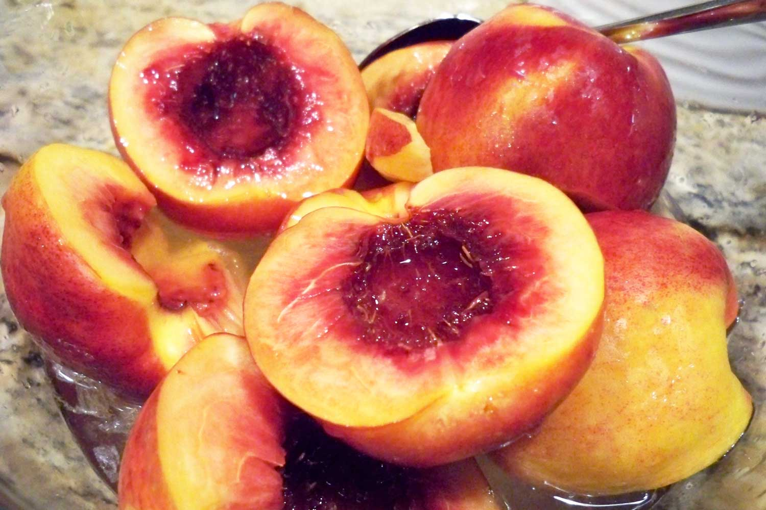 Roasted Peppers With Nectarines Recipes — Dishmaps